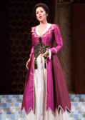 Handel at Home, Chicago Humanities Festival, Elizabeth Futral, soprano and co-curator (photo: John Grigaitis)